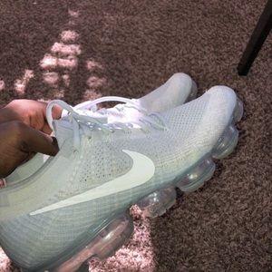 Men's Gray/White Nike VaporMax Size 11